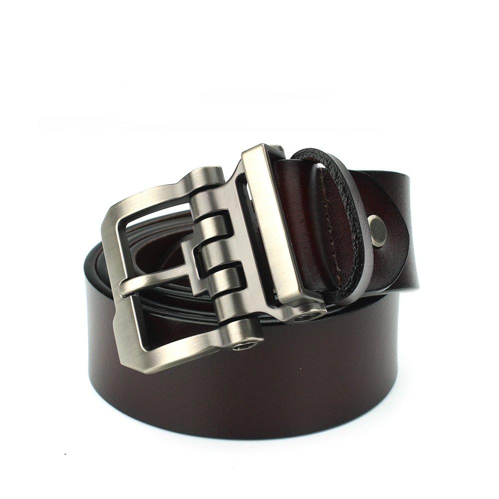 Pin Buckle Belt High Quality Mens Designer Belts Leather Men Luxury Brand Cowboy Belt SHARONDS