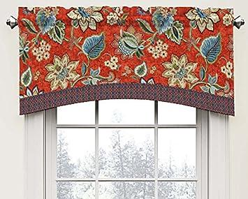 WAVERLY Valances for Windows - Brighton Blossom 52\