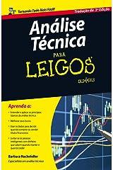 Análise Técnica Para Leigos (Em Portuguese do Brasil) Paperback