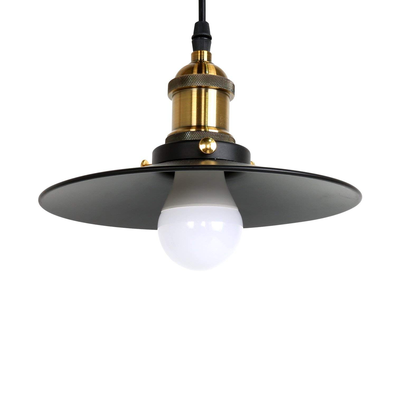LED Bulb 9W E27 Edison Screw Bulb 60W Incandescent Replacement Cool White 6000K Energy Saving Light Bulbs -Pack of 6