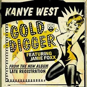 Gold Digger (2 Mixes) (4 Tracks)