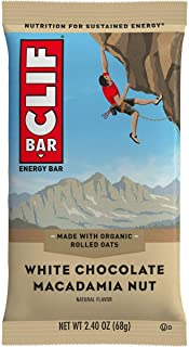 product image for Clifbar Clifbar Clif Bars - 12 Pack White Chocolate Macadamia, One Size White Chocolate Macadamia, One Size