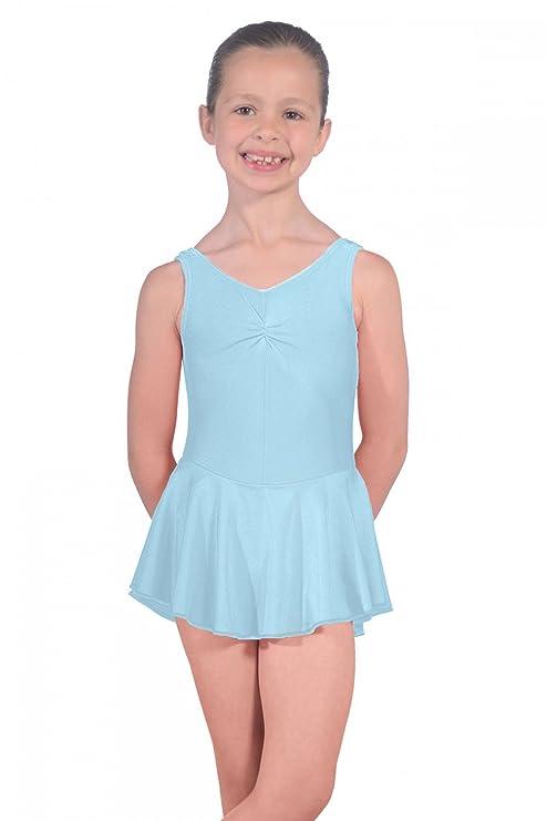 Roch Valley ISTDJ - Maillot de licra con falda Panama Talla:Ladies ...