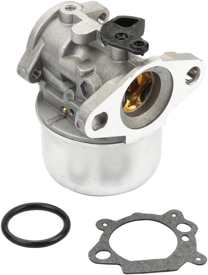 Briggs /& Stratton 120609-0112-E1 120682-0130-E1 engine carburetor parts 799868