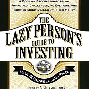The Lazy Person's Guide to Investing Audiobook