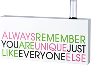 product image for Danielson Designs Always Remember Bud Vase Sign