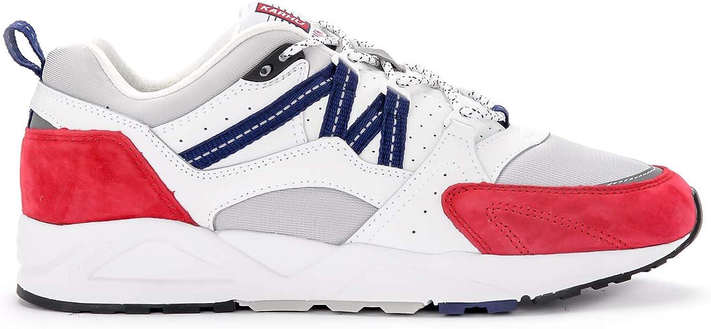 Karhu Fusion 2.0 F804054 - Zapatillas para Mujer, Color Blanco/Cerezo, Temporada Primavera-Verano 2019 Size: 38 EU: Amazon.es: Zapatos y complementos