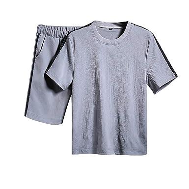 JYJM - Juego de 2 Pantalones Cortos Deportivos para Hombre, Estilo ...