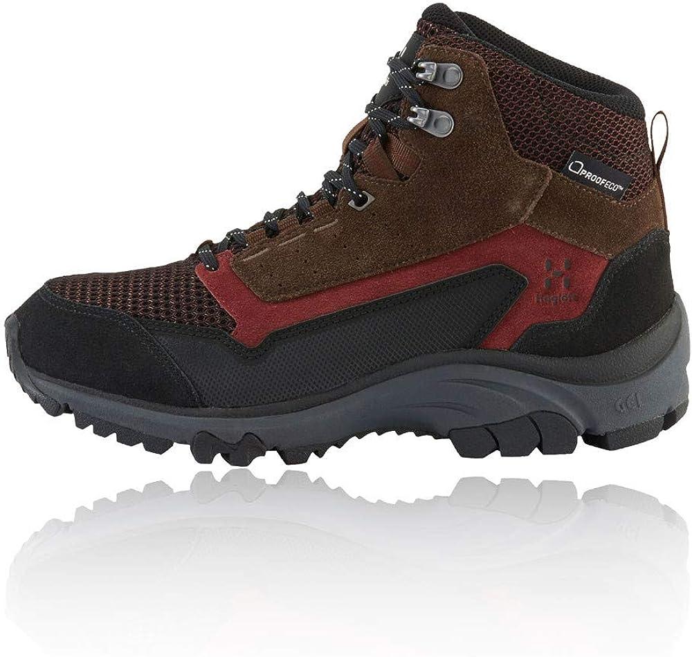 Hagl/öfs Womens Skuta Mid Proof Eco High Rise Hiking Boots