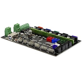 Placa Base Accesorios Impresión Impresora Dual Extrude Impresora ...