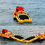 SAYOK Inflatable Floating Mat Rescue