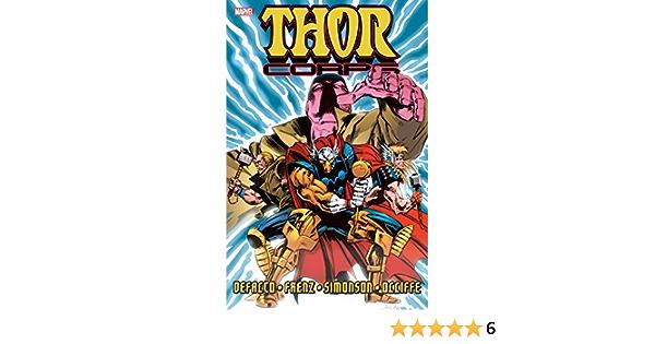 Thor Corps (Thor Corps (1993)) (English Edition)