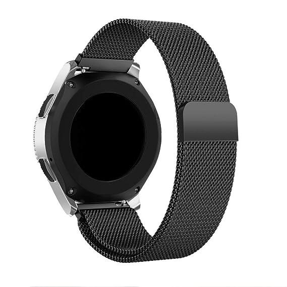 Classic Milanese Loop Magnetverschluss Armband für Samsung Gear S3 Frontier