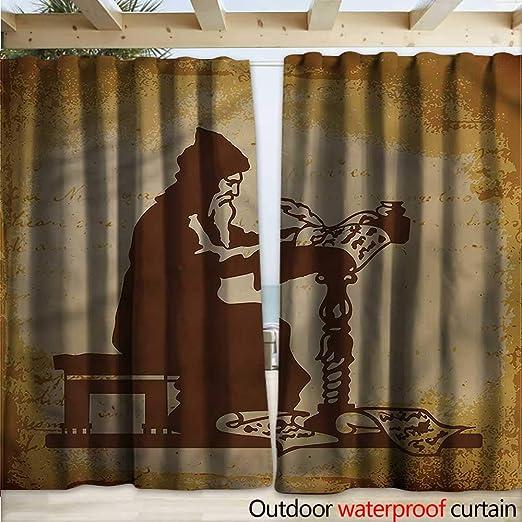 warmfamily - Pérgola Medieval para Patio, diseño de crónica de Eventos (108 x 96 cm): Amazon.es: Jardín