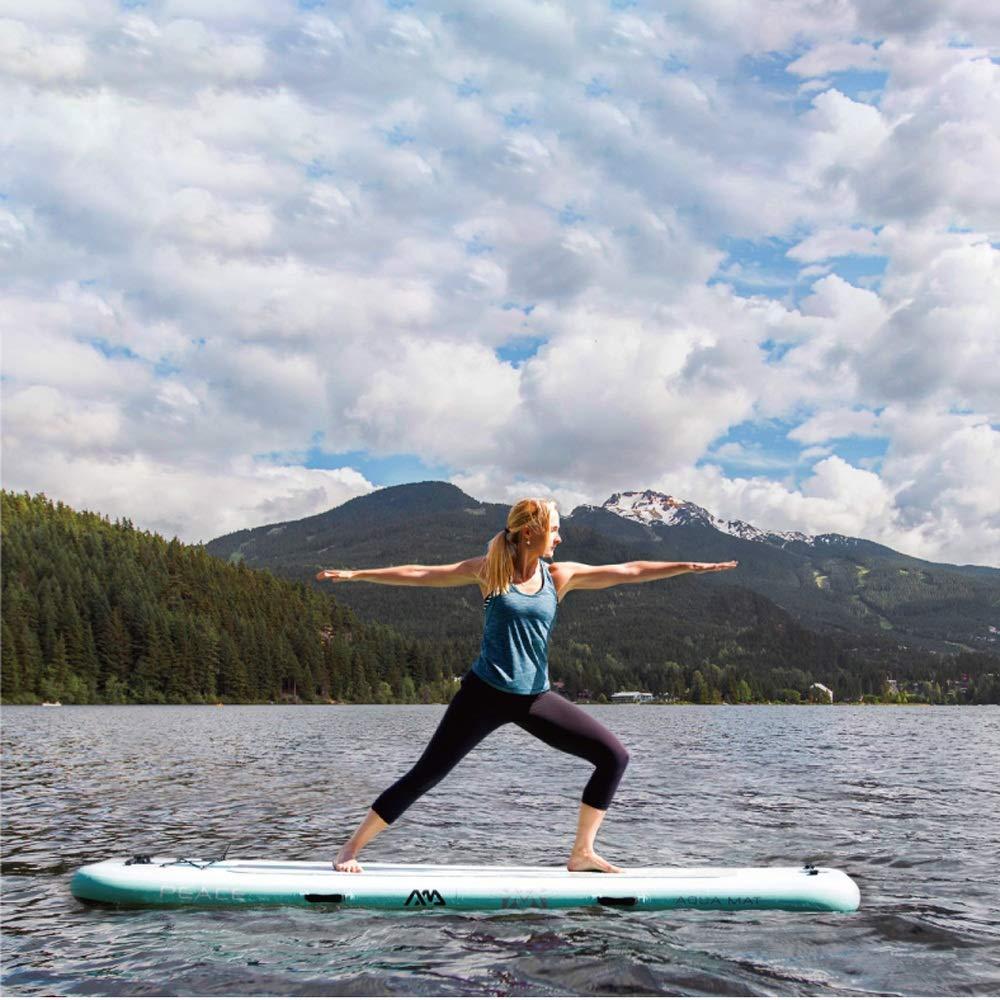 YONGMEI Tablero de Yoga acuático Sup Paddle Board Esquí ...