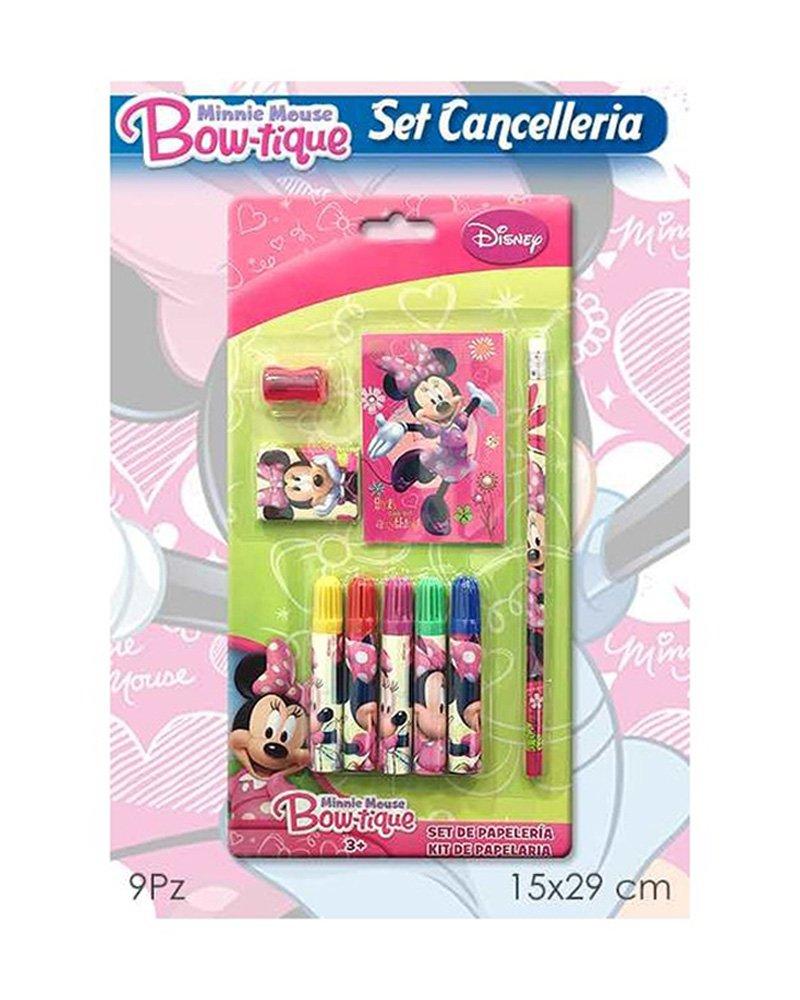 Set Coloriage Minnie 9 Pieces Disney 1sctq0508466 8 47