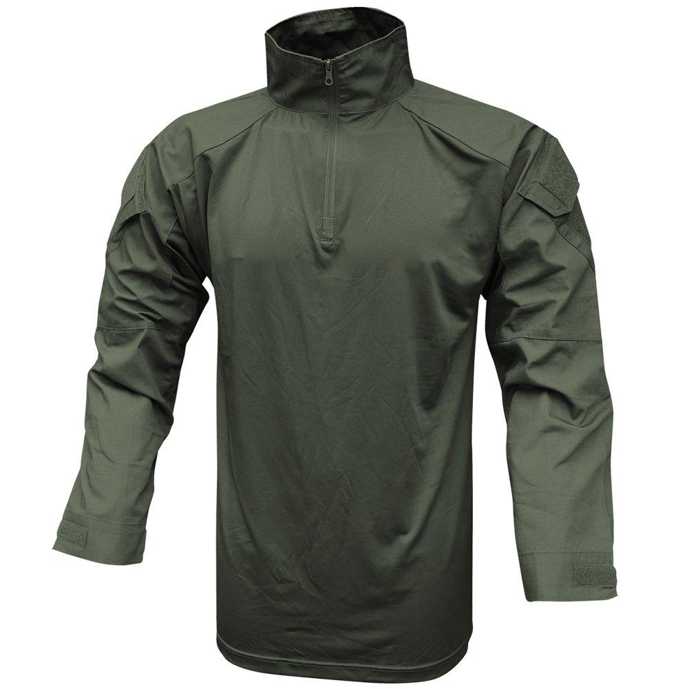 Viper Hombres Táctico Warrior Camisa Verde  Amazon.es  Deportes y aire libre 86eb58bcf7893
