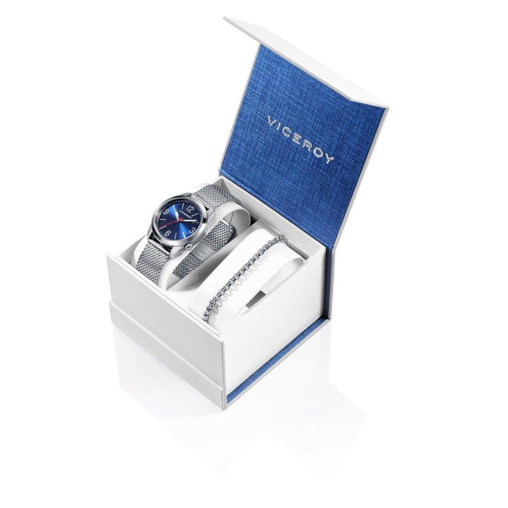 Watch + Viceroy Next Bracelet 401111-35 Blue Child