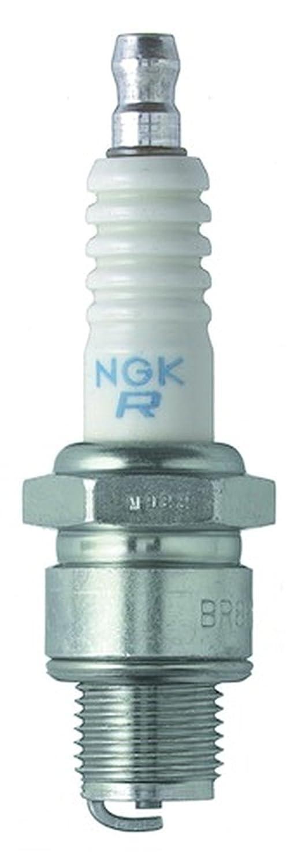 標準セット( 10個) NGKスパークプラグStock 1098ニッケルCore Tip標準0.040 in br7hs-10   B072B5HD8V