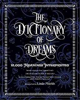 Book Cover: The Dictionary of Dreams: 15,000 Meanings Interpreted