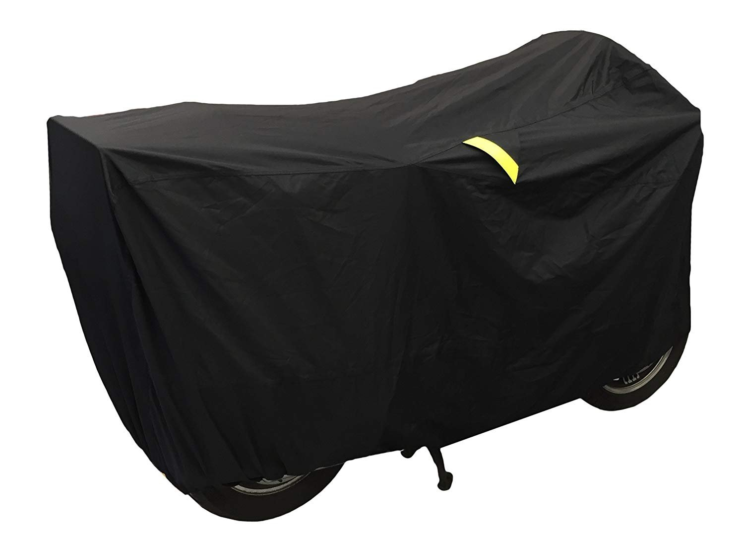H Sized for Fill-Sized Cruisers /& Touring Bikes over 800 CC All Weather Waterproof Heavy Duty Motorcycle//Motorbike Cover: 250 cm Badass Motogear x 145 cm Large L