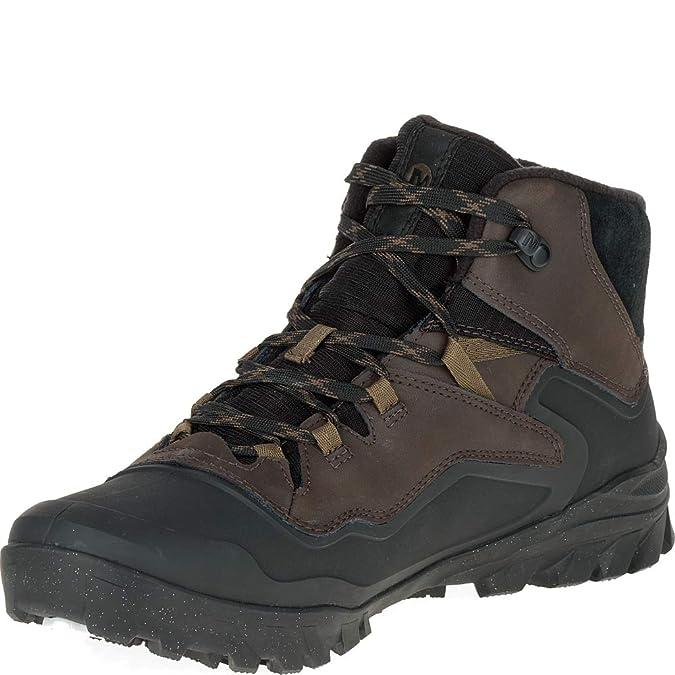 c8590c7bd16 Amazon.com   Merrell Men's Overlook 6 Ice Plus Waterproof Snow Boot ...