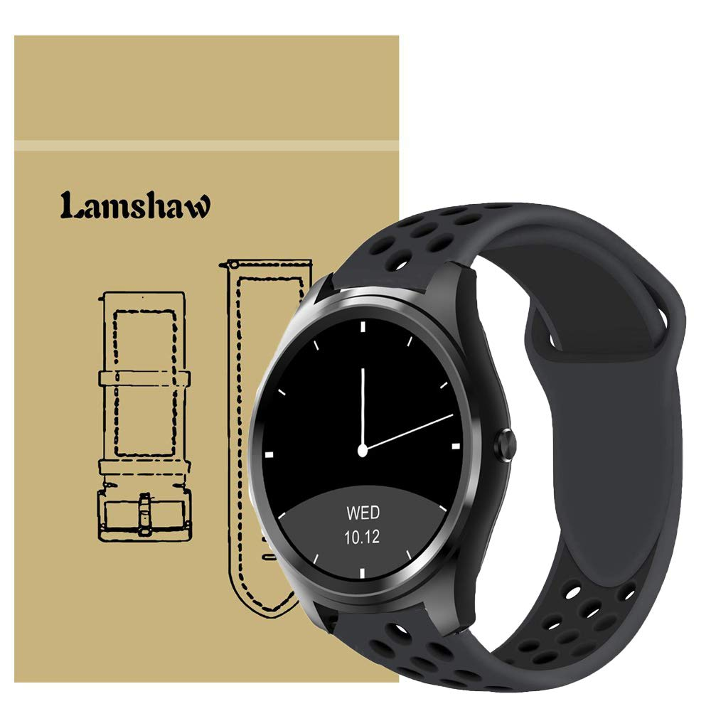 Amazon.com: for Diggro DI03 Plus Band, Lamshaw Silicone ...