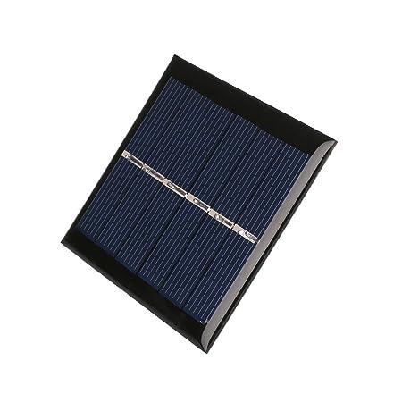 Bolange Células solares Batería Fuente de alimentación ...
