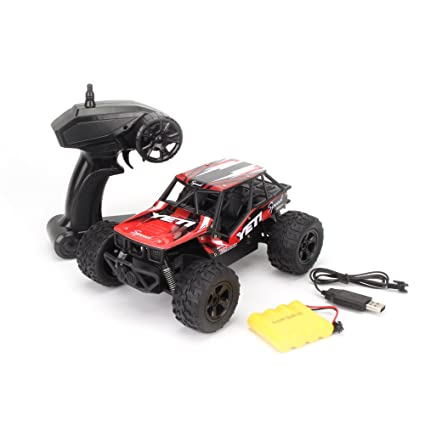 Amazon com: RC Cars for Kids 1:20 Scale 2 4Ghz 2WD Rock