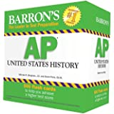 Barron's AP US History Flash Cards, 3rd Edition