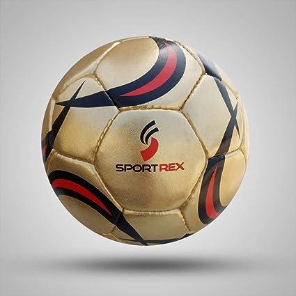 Sportrex Balón de fútbol de Calidad Suprema Profesional, tamaño 5 ...