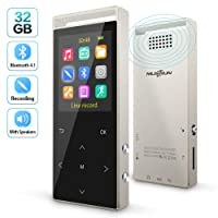 MUS RUN Portable 32GB Music Player for Kids Deals