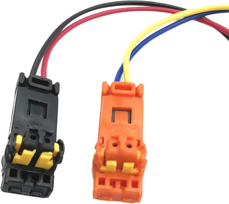 [SCHEMATICS_4US]  Amazon.com: 1 PAIR Airbag Clock Spring Plug Air Bag Connector Clock Spring  Wire For Toyota Subaru VW Mazda Nissan: Automotive | Vw Air Bag Wiring |  | Amazon.com