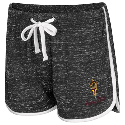 (Colosseum Womens Arizona State Sun Devils Gym Shorts - L)