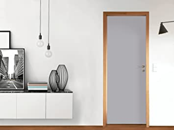 Pellicola adesiva per porta 71x197 cm (max.)   Adesivi per porte ...