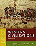 img - for Western Civilizations and Perspectives from the Past (Brief Fourth Edition) (Vol. 1) book / textbook / text book