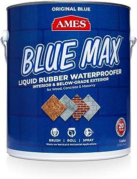 AMES BMX1RG 1 Gallon Blue Max Regular Liquid Rubber