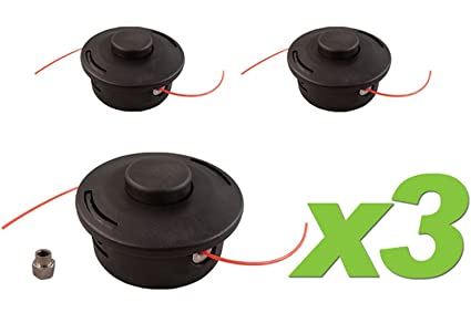 Amazon.com: (3) Pack Stihl 25 – 2 – Cabezal Bump Feed ...