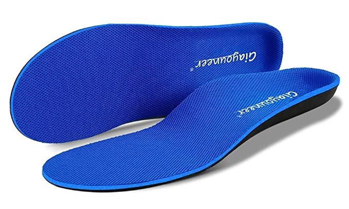 8c6a9fc5fa Amazon.com: Orthotic Inserts Insoles, Plantar Fasciitis Inserts with ...