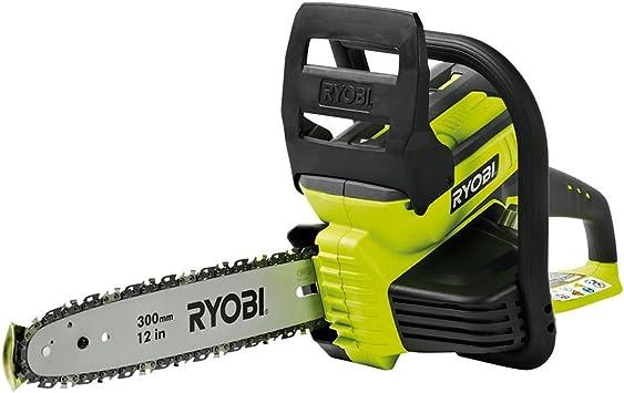 Ryobi RC36B35HI Cordless Electric Chainsaw Guide 35cm