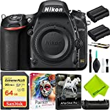 Nikon D750 DSLR Camera (Body Only) Professional Combo