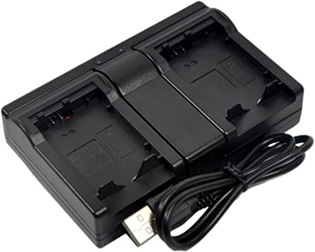 LP-E12 LPE12 Battery Charger for Canon 100D M M2 M10 Rebel Kiss x7 Camera