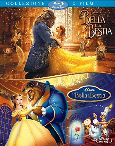 La Bella E La Bestia Live Action+Animazione 2 Blu-Ray Italia Blu-ray: Amazon.es: Luke Evans, Josh Gad, Kevin Kline, Ewan Mcgregor, Ian Mckellen, Alan Menken, Dan Stevens, Emma Thompson, Emma Watson, Bill Condon,