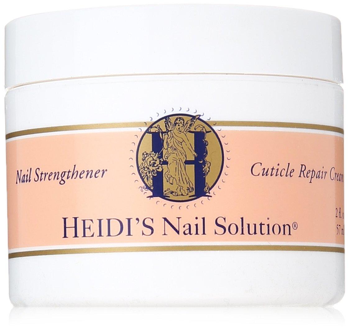 Amazon.com : HEIDI\'S Nail Strengthener and Cuticle Repair Creme, 2 ...