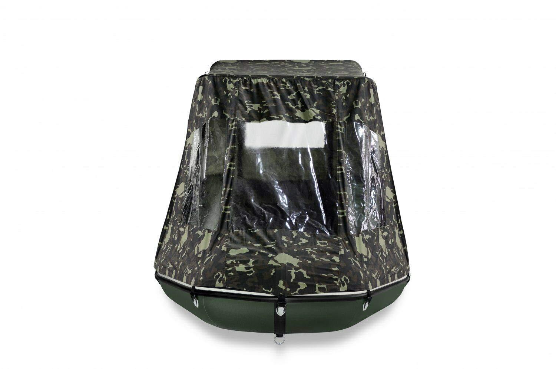 Sonnendach Bimini Tent nur Zelt ohne Boot BARK Zelt f/ür Schlauchboot