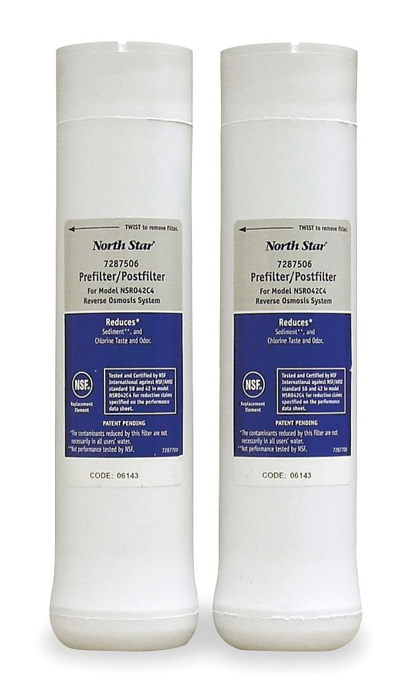 NORTHSTAR CONDITIONING Pre and Post Filter by NorthStar