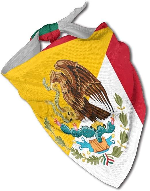 Sdltkhy - Bandana para perro, diseño de bandera de España y México, con triángulo, bufandas, accesorios para mascotas, gatos y cachorros, toalla de saliva: Amazon.es: Productos para mascotas