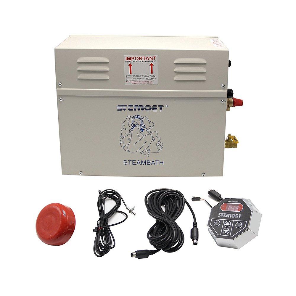 TTLIFE - Generador de vapor para ducha, sauna, baño, casa, spa ...