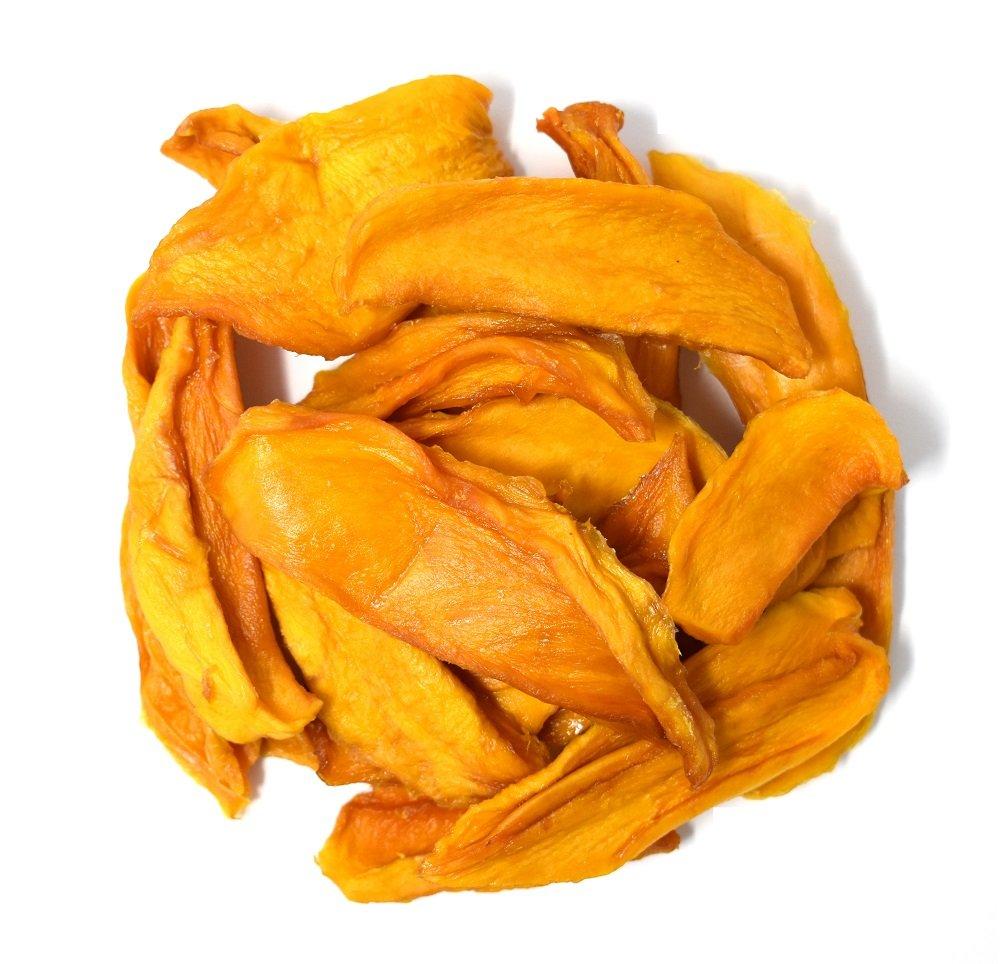 Anna and Sarah Organic Dried Mango, 3 Lbs by Anna and Sarah