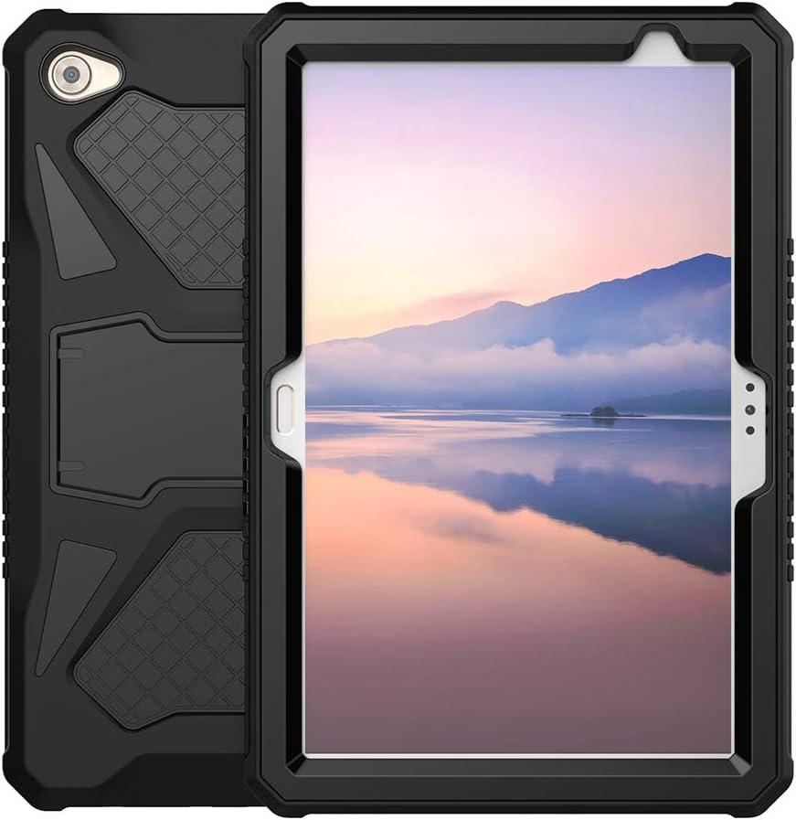 Foluu Compatible with Huawei MediaPad M5 Lite 10 Case, Heavy Duty ...